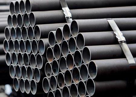 Труба водогазопроводная черная